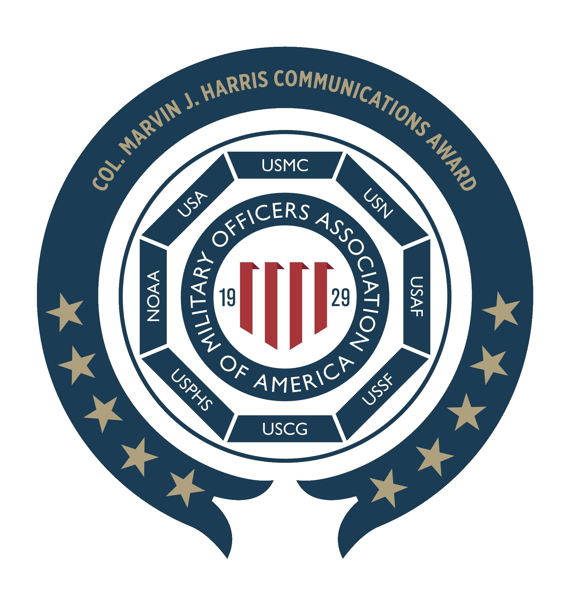 Col. Marvin J. Harris Communications Award