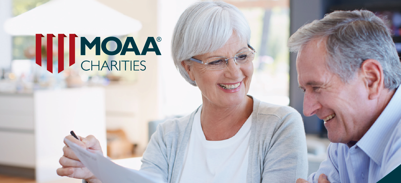 Promote MOAA Charities in Your Newsletter