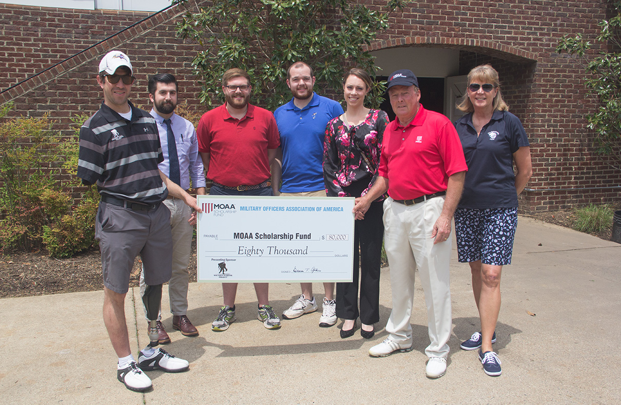 14th Annual MOAA-Jeff Peck Memorial Scholarship Golf Classic