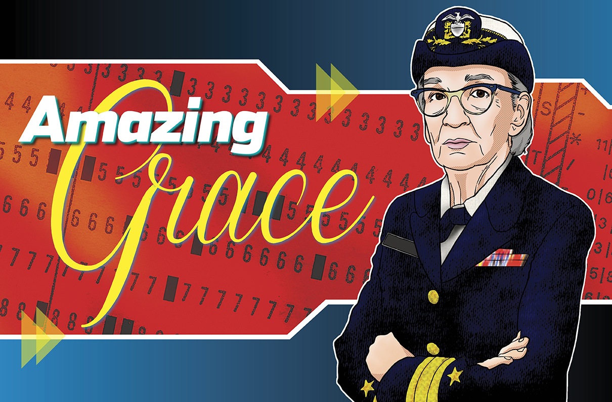 Image of Admiral Grace Hopper