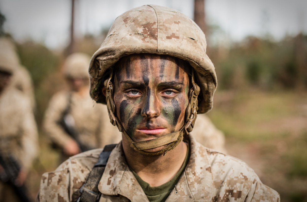 How female troops are taking on some of the military's toughest jobs