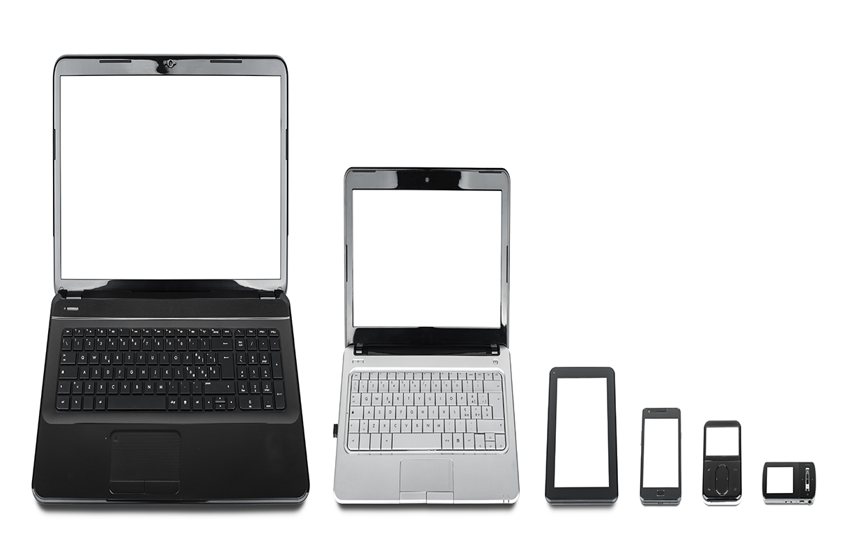 Portable Devices vs. Laptops and Desktop PCs