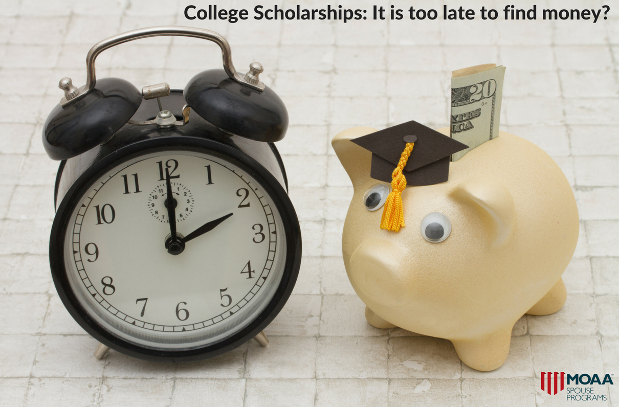 Finding Scholarships As A College Student