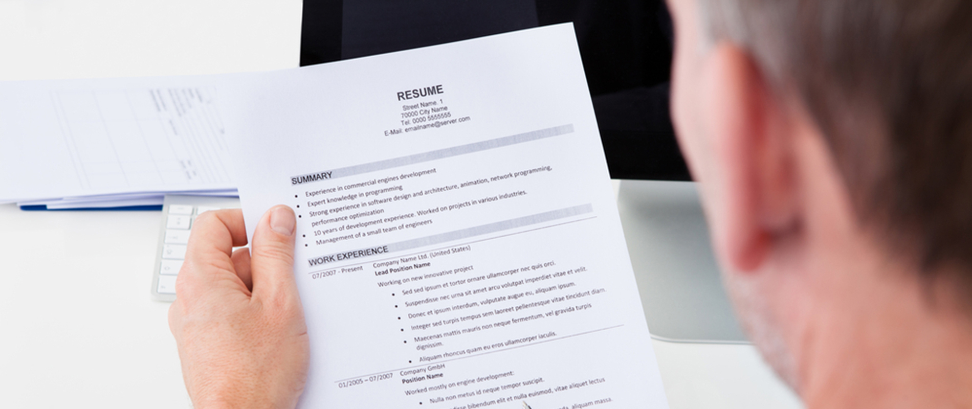 important resume tips