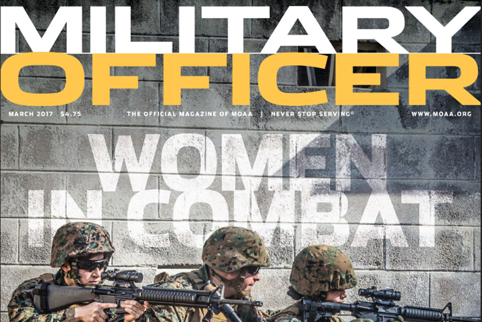 March 2017 Military Officer Magazine