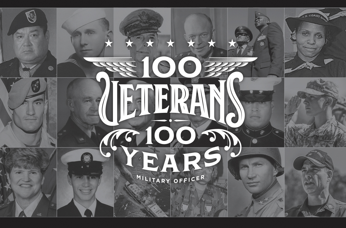 100 Veterans, 100 Years: A Century of Stories You Should Know