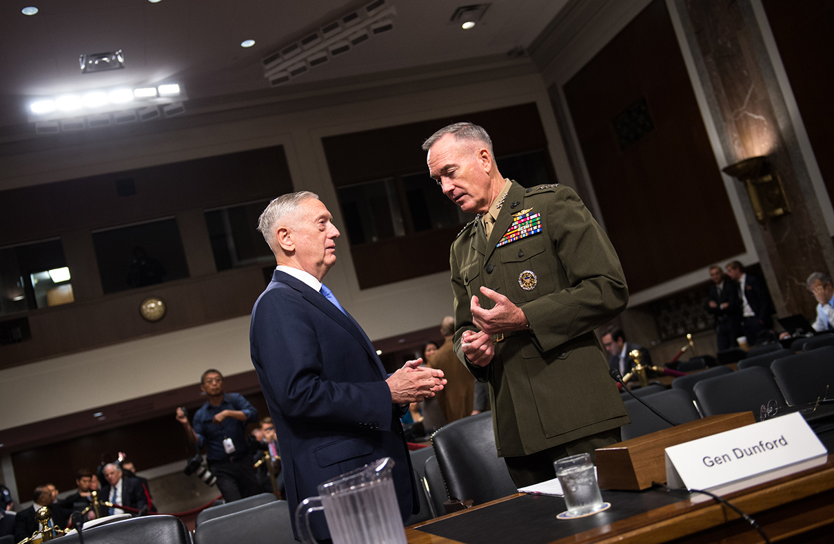 Lawmakers press Pentagon, Trump admin for better details on Afghanistan strategy
