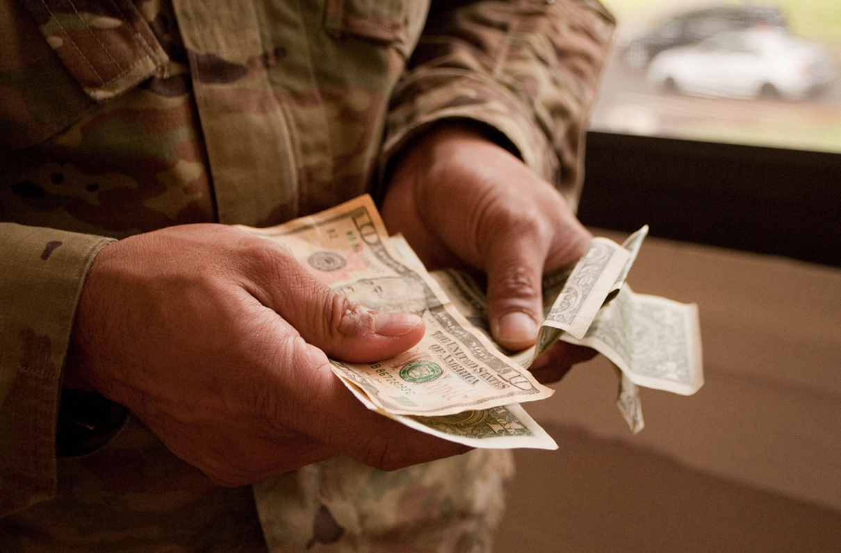New defense bill deal gives troops 2.4 percent pay raise, adds 20K more servicemembers