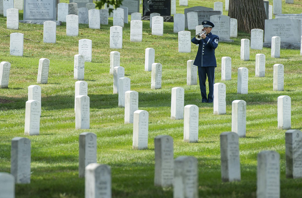take arlington national cemeterys new survey on space constraints