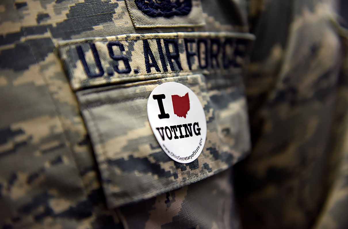 Should Military Officers Abstain From Voting? This Major Thinks So