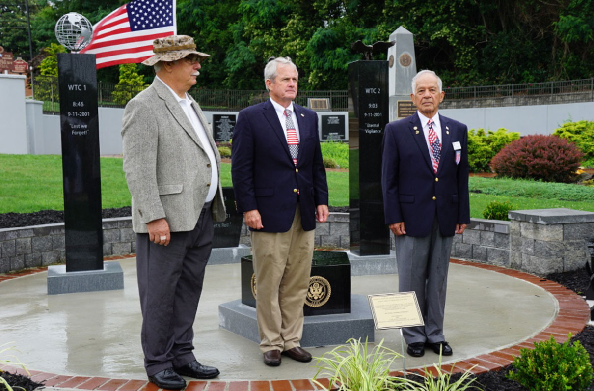 North Carolina MOAA chapter raises money for Global War on Terror monument