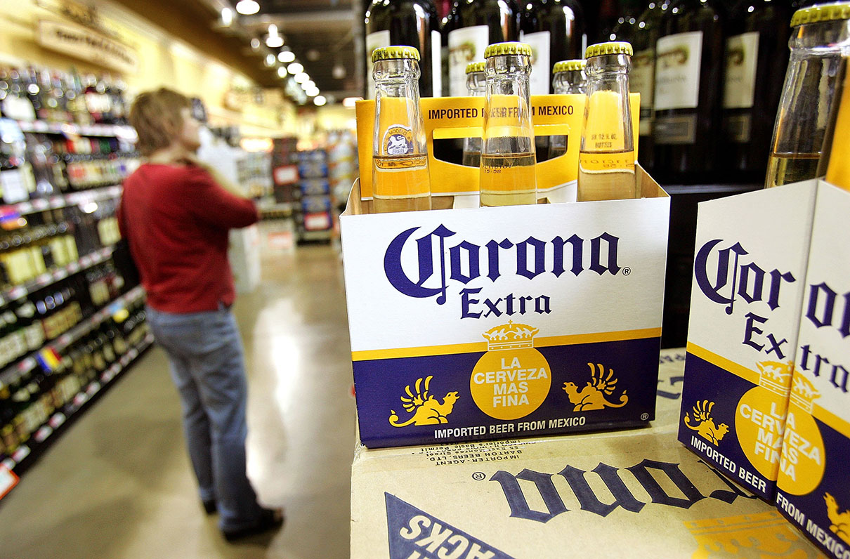 Beer and Wine Coming to Military Commissaries