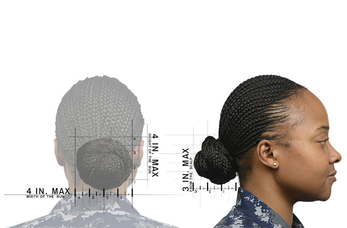 Moaa Here Are The Rules Behind The Navys New Female Hair Regs