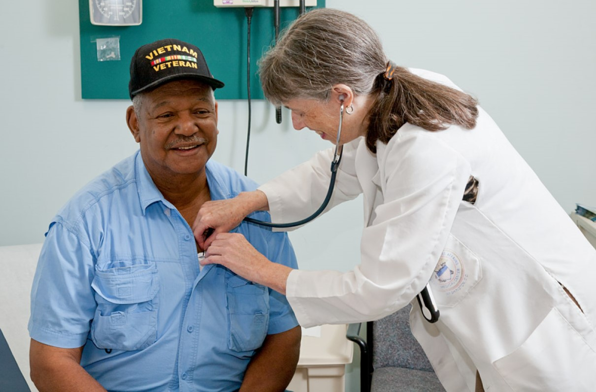 MOAA-Backed Study Shows Health Risks Remain for Those Who've Served