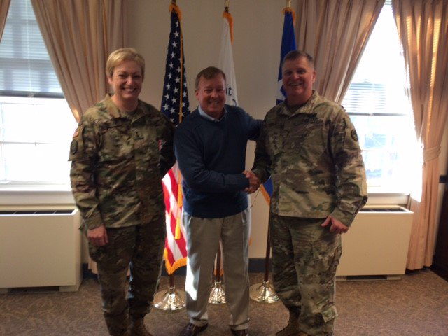 DT and National Guard - Dec 2017