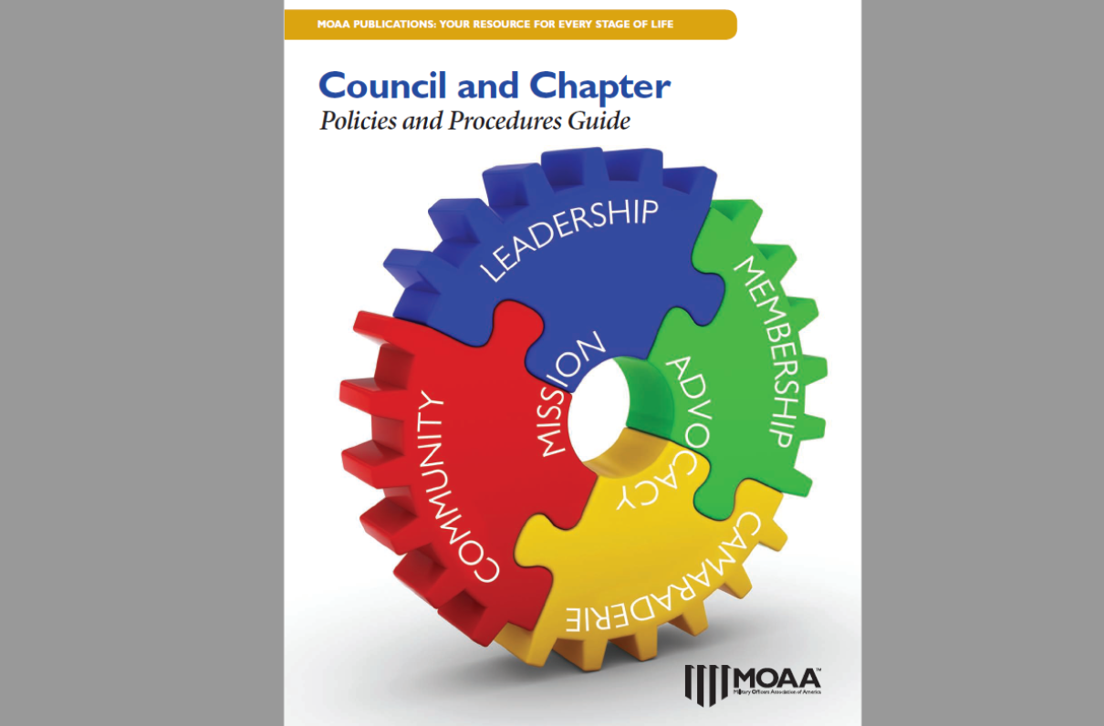 Council and Chapters Policy and Procedure Guide