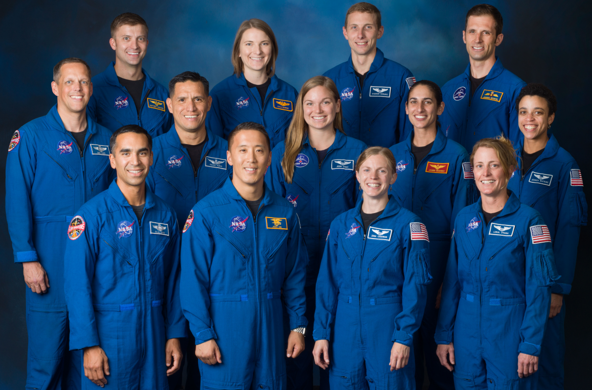Some of NASA's Newest Astronauts Are Military Officers. And They May Be Heading to Mars