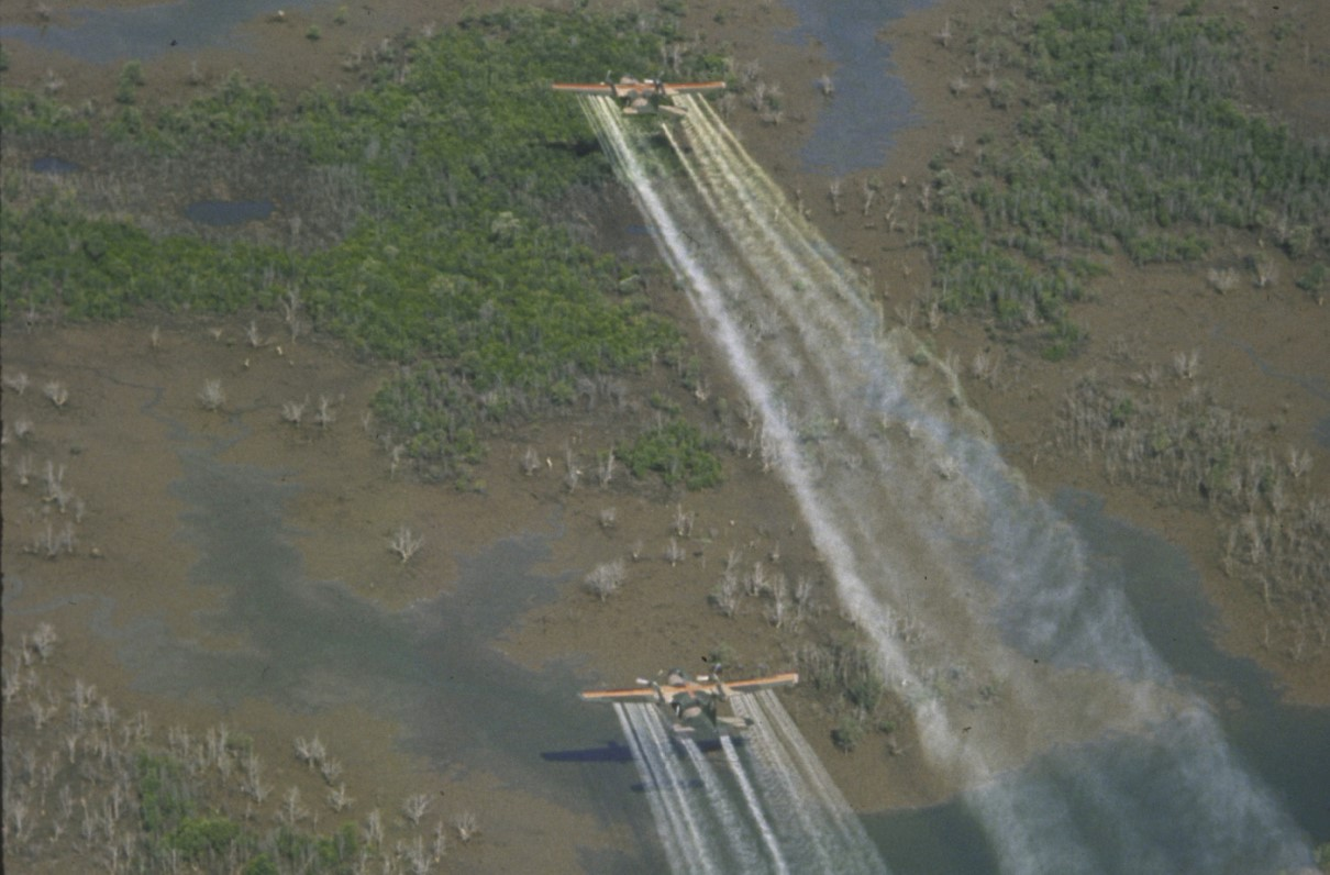 Letter to President Trump From Veterans Groups Seeks Addition of 4 Presumptive Diseases to Agent Orange List