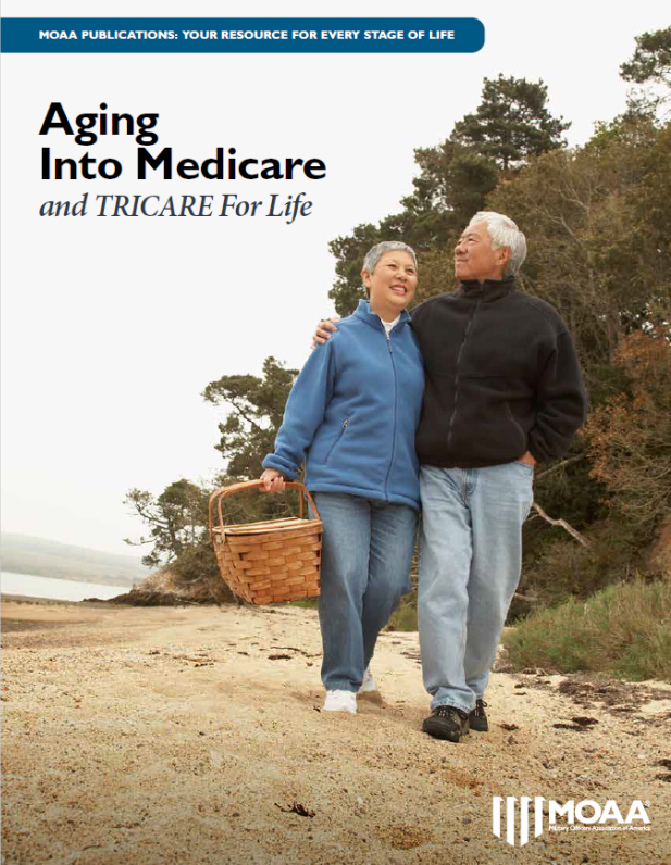 Aging into Medicare and TRICARE For Life Cover Image