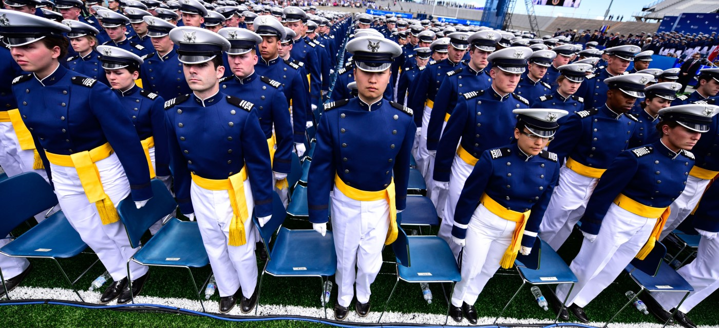 Service Academy Graduates Could See Longer Military Obligations carousel image