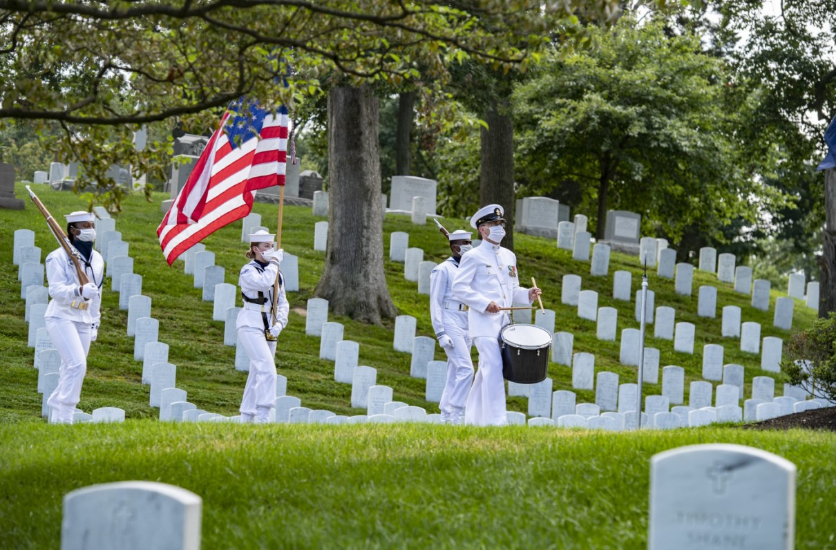 Arlington Announces Limited Reopening to General Public for Gravesite Visits