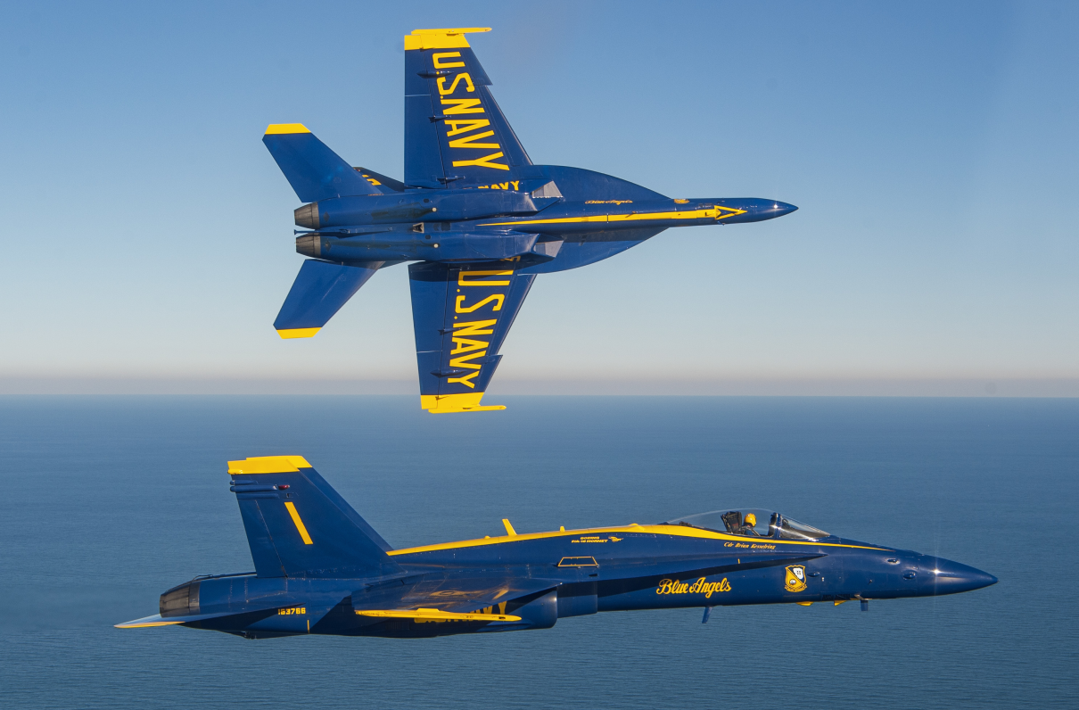 Rockin' the Sky: What's New for the Blue Angels After 75 Years