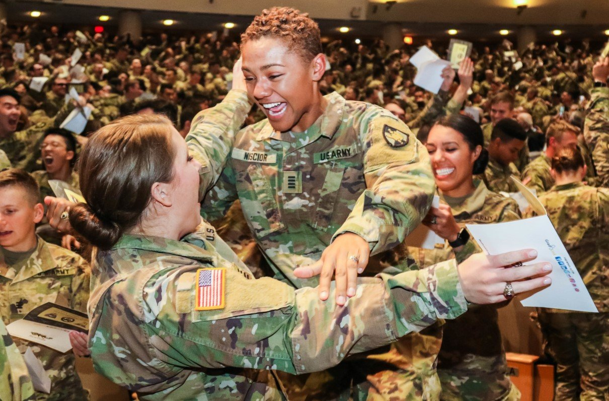 West Point Holds First Branch Night Under Army's New Talent-Management System