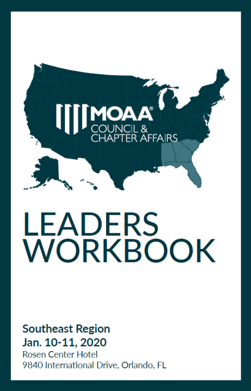 Council and Chapter Leaders Workbook Cover Image