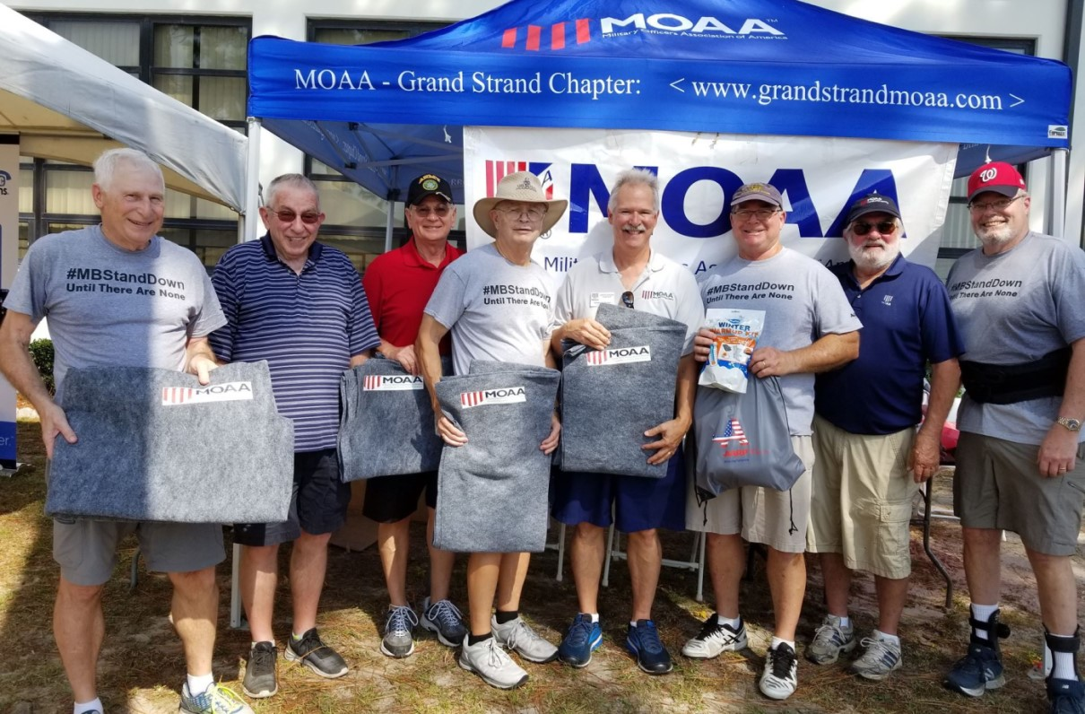 MOAA Foundation Announces 23 Community Outreach Grant Recipients