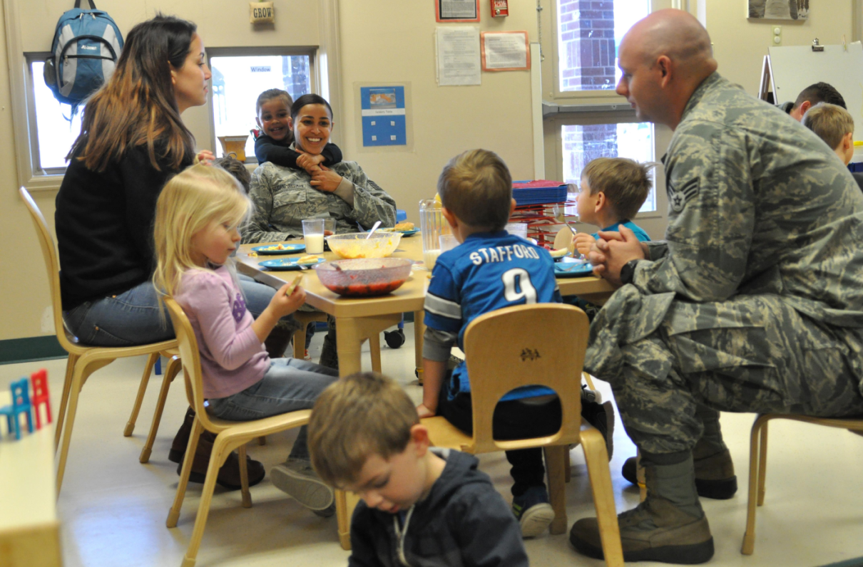 Lawmakers Blast Military Personnel Chiefs Over Shortage of On-Base Child Care