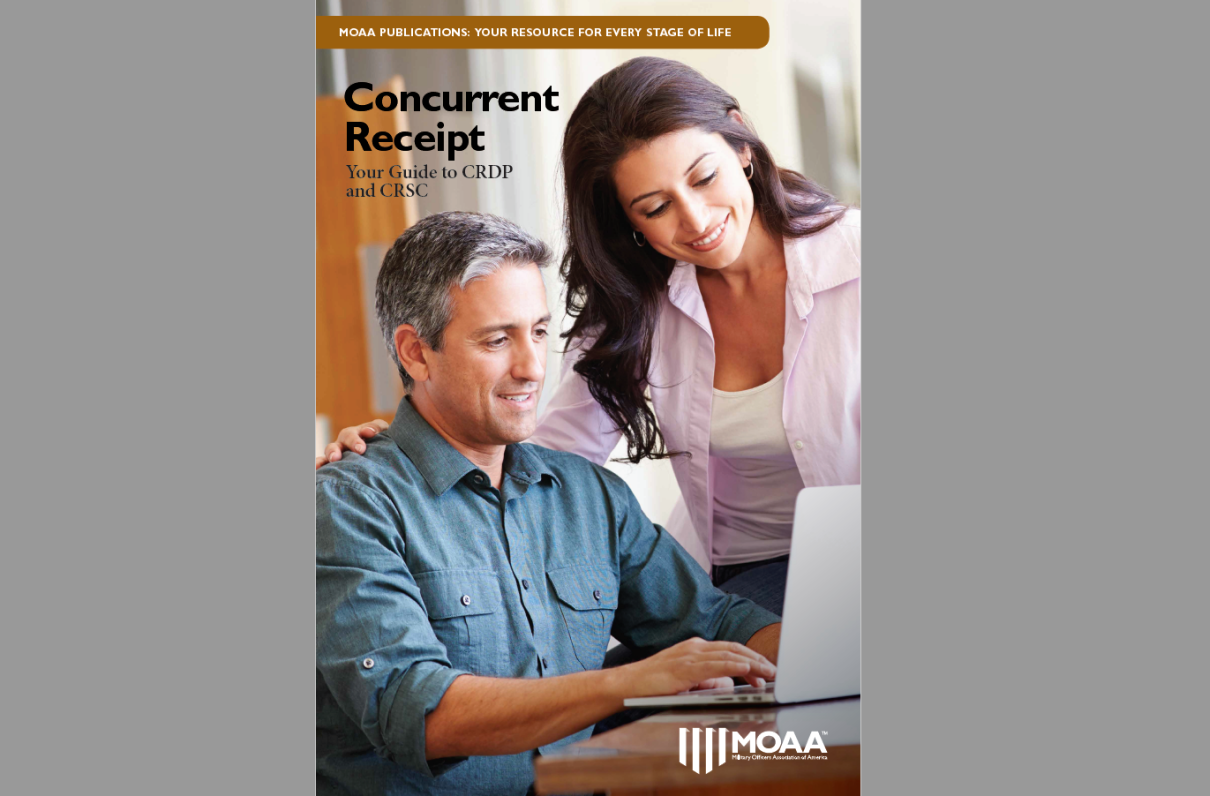 Concurrent Receipt: Your Guide to CRDP and CRSC
