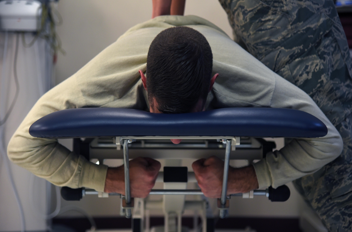 TRICARE to Exclude Controversial Back Pain Therapy from Coverage