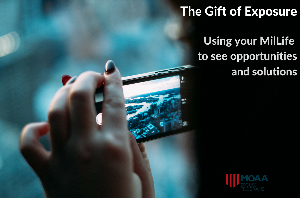 The Gift of Exposure