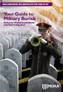 Your Guide to Military Burials Cover Image