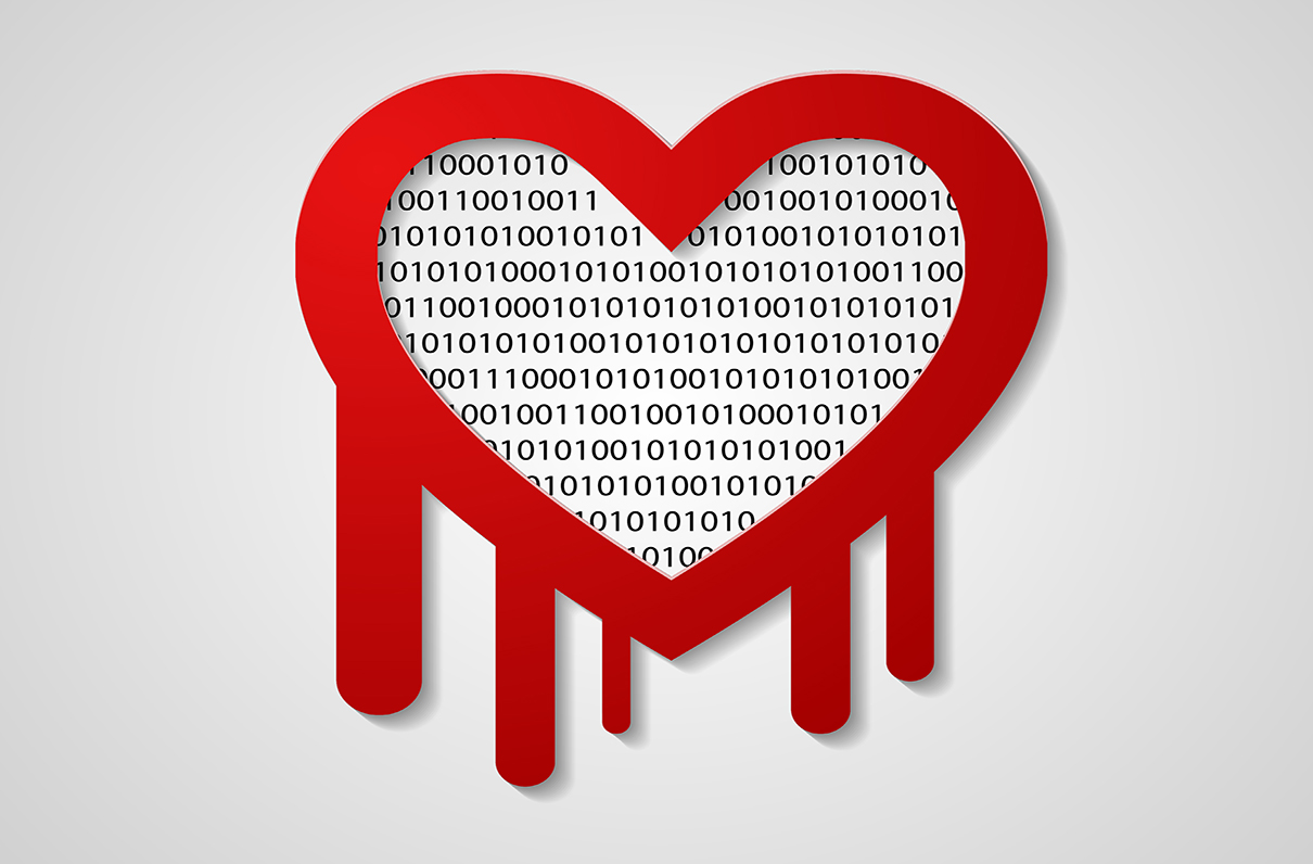 Dealing with the Heartbleed Bug