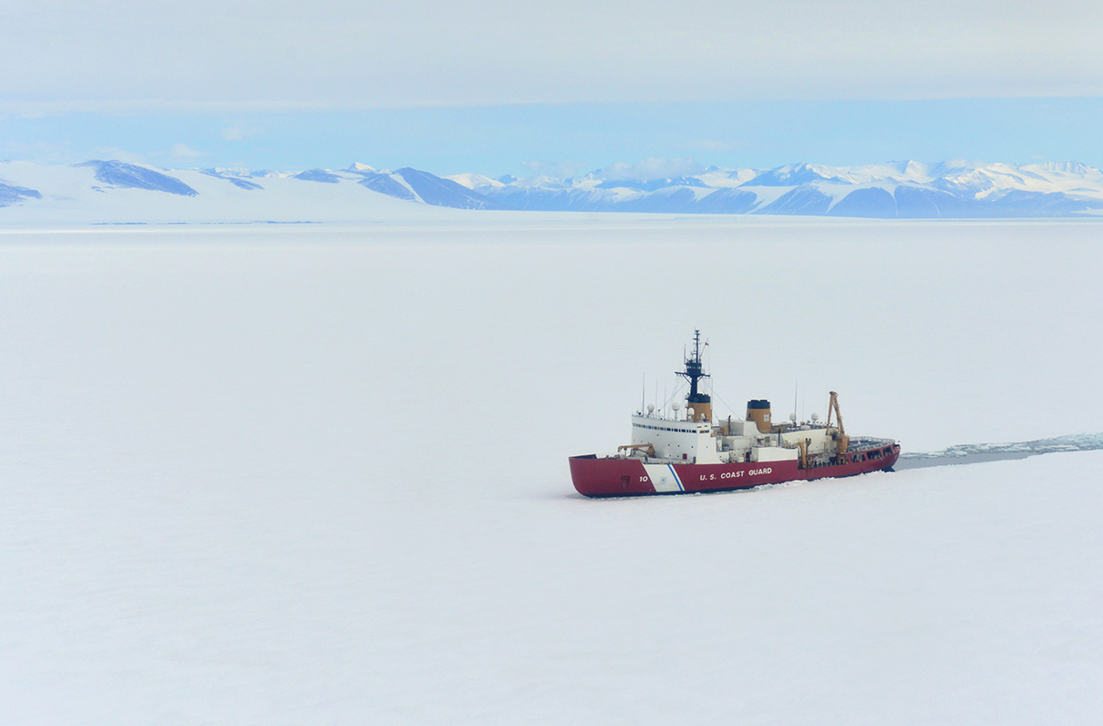 ee95b2569ea Cutting a Lonely Path: The Coast Guard's Heavy Icebreaker in the Arctic