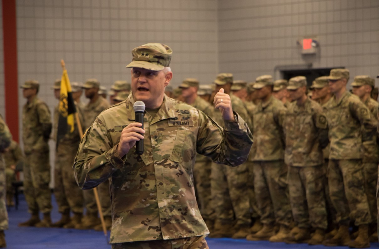 MOAA - 4 Ways the Head of Army Cadet Command Is Working to