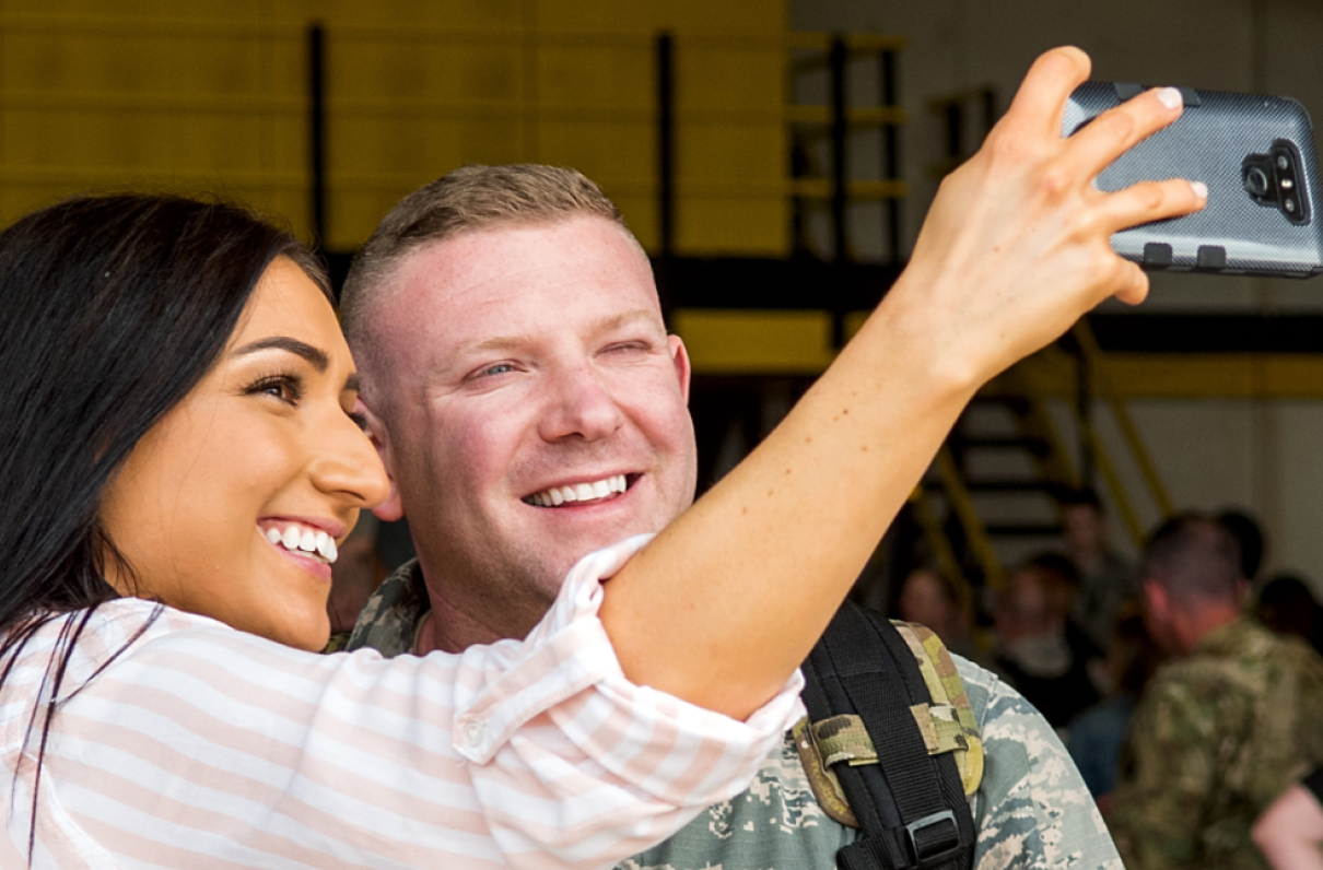 MOAA's Military Spouse Page image