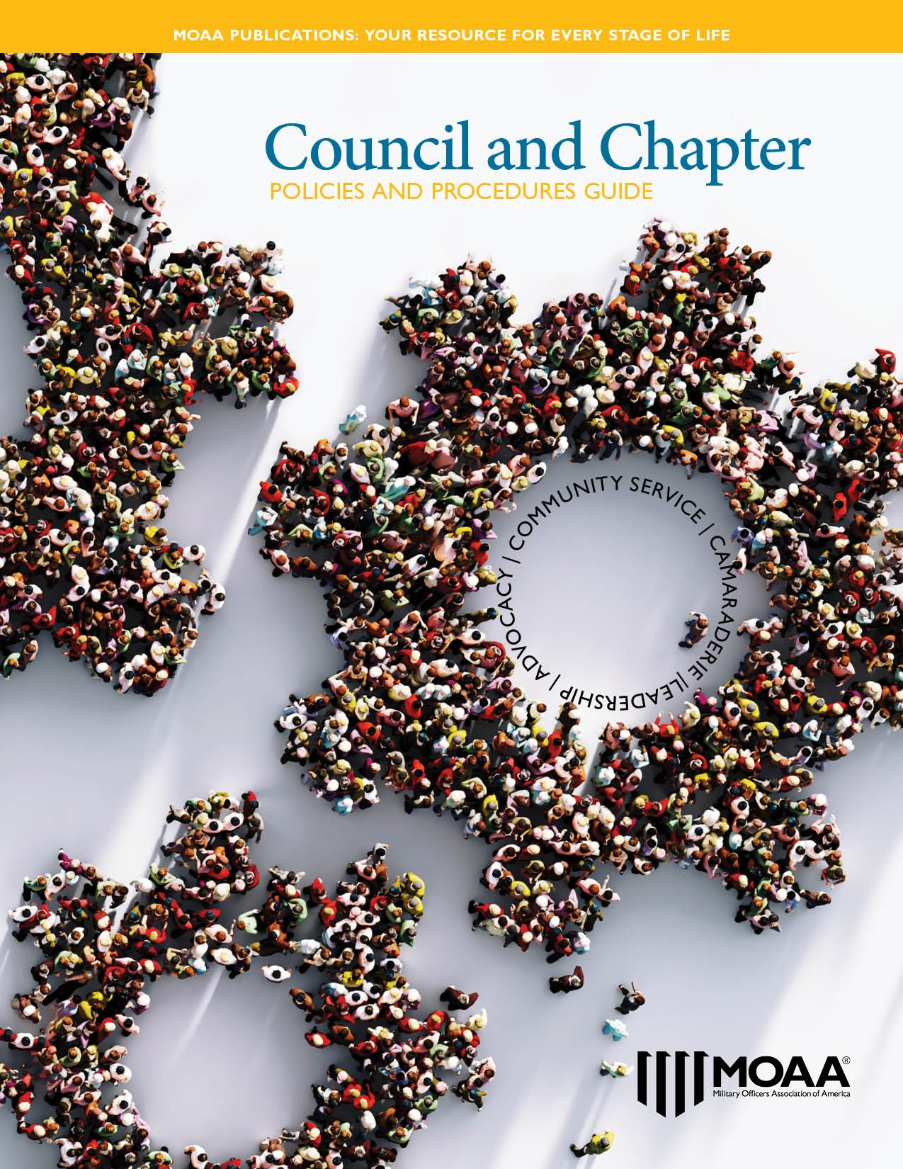 Council and Chapters Policy and Procedure Guide Cover Image