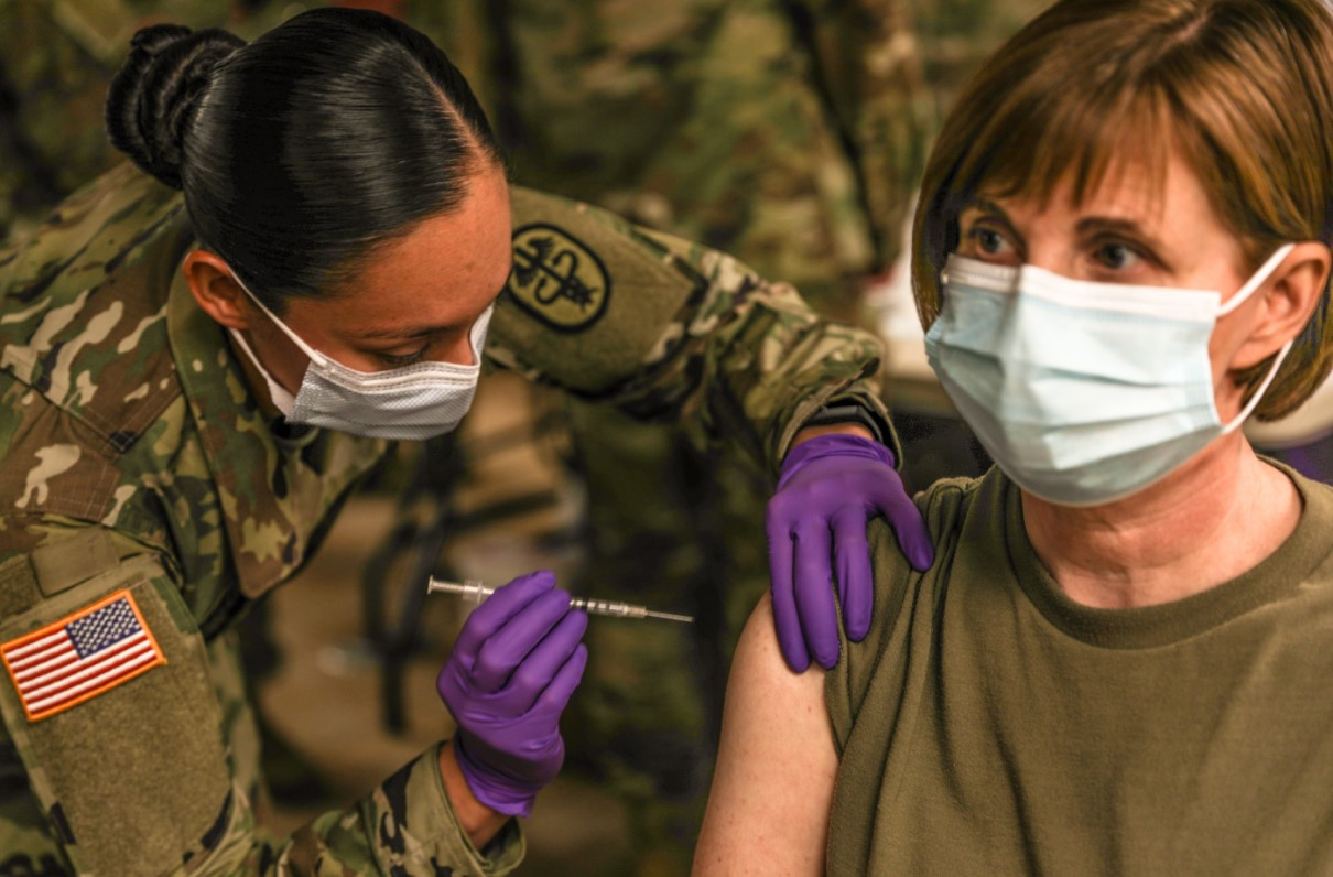 Pentagon Halts Use of Vaccine Variant Needed to Immunize Deployed Troops