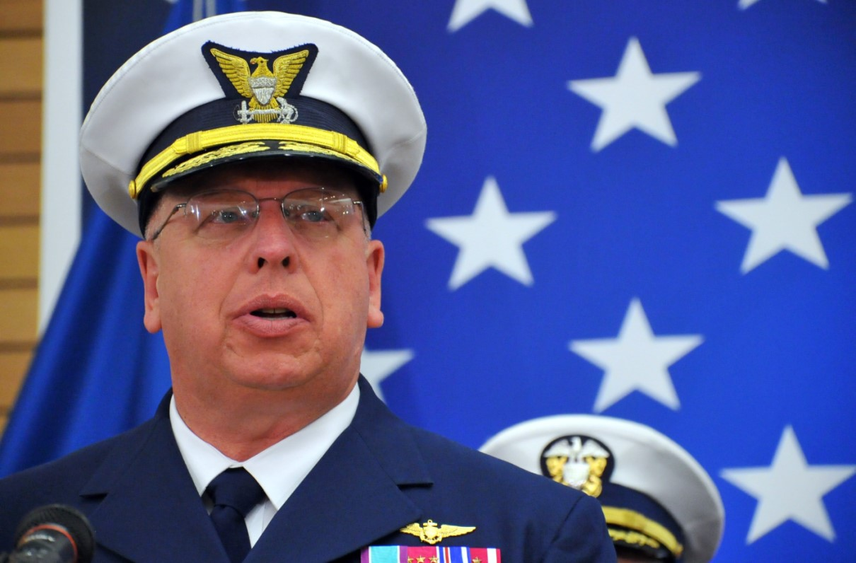 Vice Adm. John Currier, Coast Guard Vice Commandant and Rescue Pilot, Dies at 68