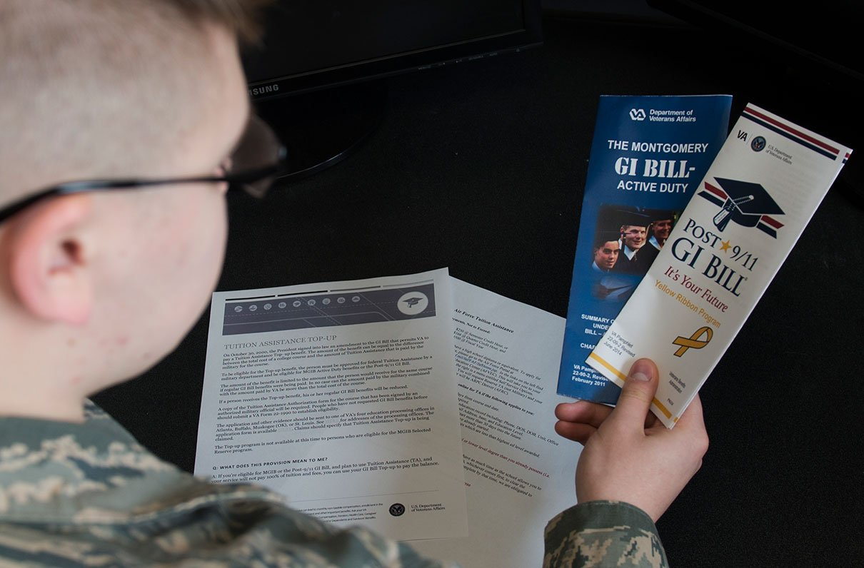 Some GI Bill Rates Are Increasing Aug. 1