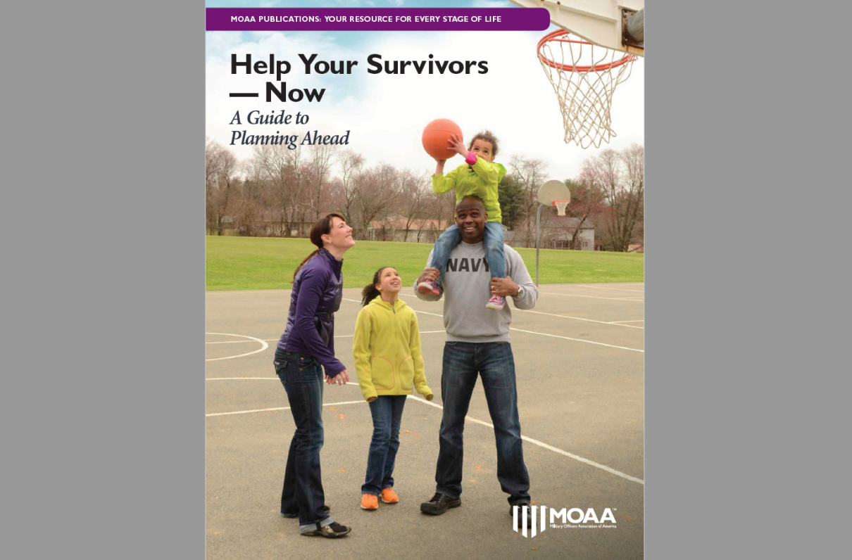 Help Your Survivors Now: A Guide to Planning Ahead