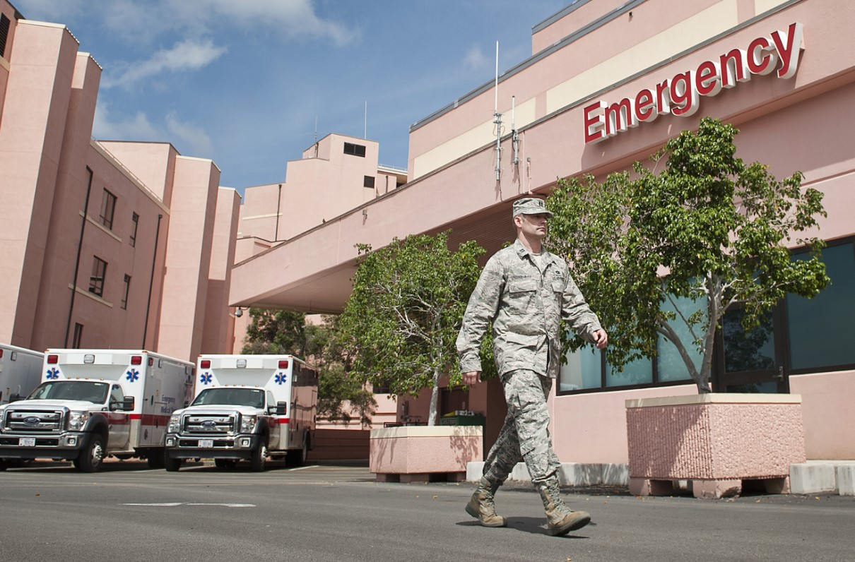 Report: Dozens of Military Medical Facilities Will Stop Treating Families, Retirees