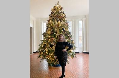 Trump White House Personalized Christmas Letter 2021 Donation Fis4worrpoub5m
