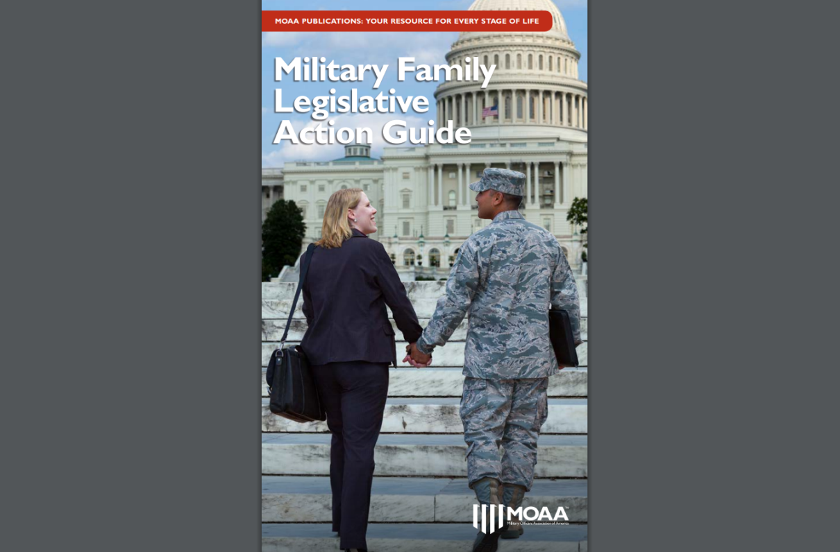 Military Family Legislative Action Guide