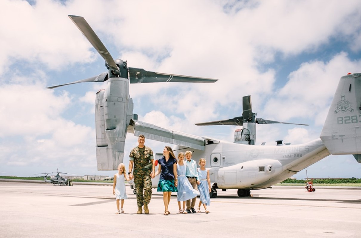This Military Spouse Entrepreneur's Magazine Serves Fellow Spouses on Okinawa