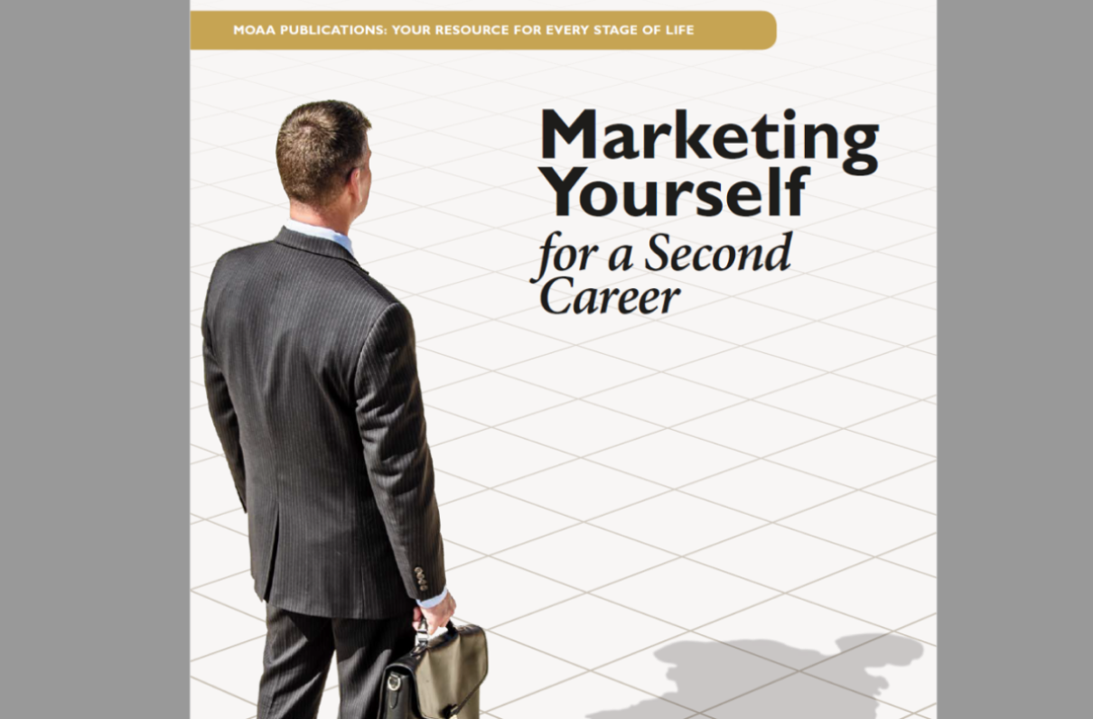 Marketing Yourself for a Second Career
