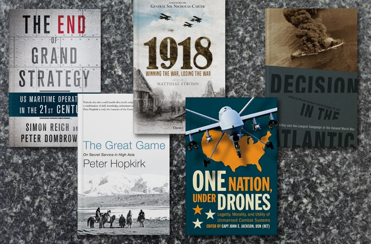 5 Contemporary Military Books to Add to Your Summer Reading List