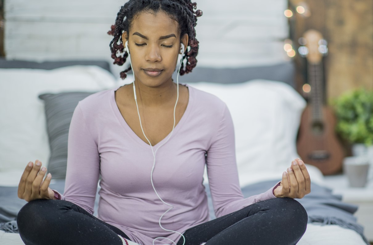Stress Getting You Down? The VA Is Offering Phone-Based Meditation Sessions